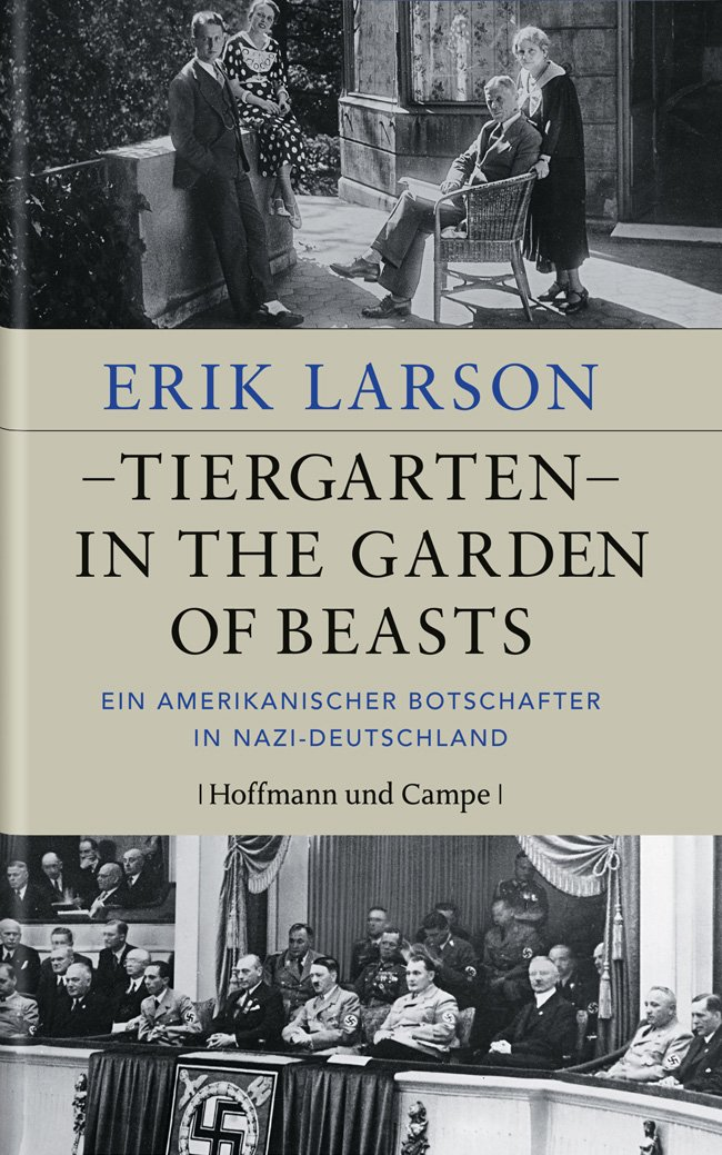 Larson, Tiergarten- In the Garden of Beasts, Hoffmann und Campe